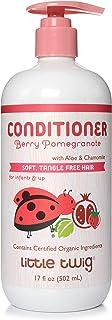 Little Twig Conditioner, Natural Plant Derived Formula, Berry Pomegranate, 17 fl oz.