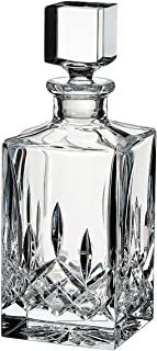 Waterford Lismore Square Crystal Decanter