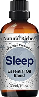 Aromatherapy Good Night Sleep Blend, Calming Essential Oils -30ml Pure and Natural Therapeutic Grade, Natural Good Sleep Aid, Relaxation, Stress, Anxiety Relief, Boost Mood and Helps Depression