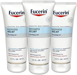 Eucerin 红斑舒缓洁面乳 6.80 盎司 6.8 Fluid Ounce