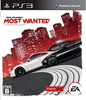 Need for Speed: Most Wanted by Electronic Arts Open Region - PlayStation 3