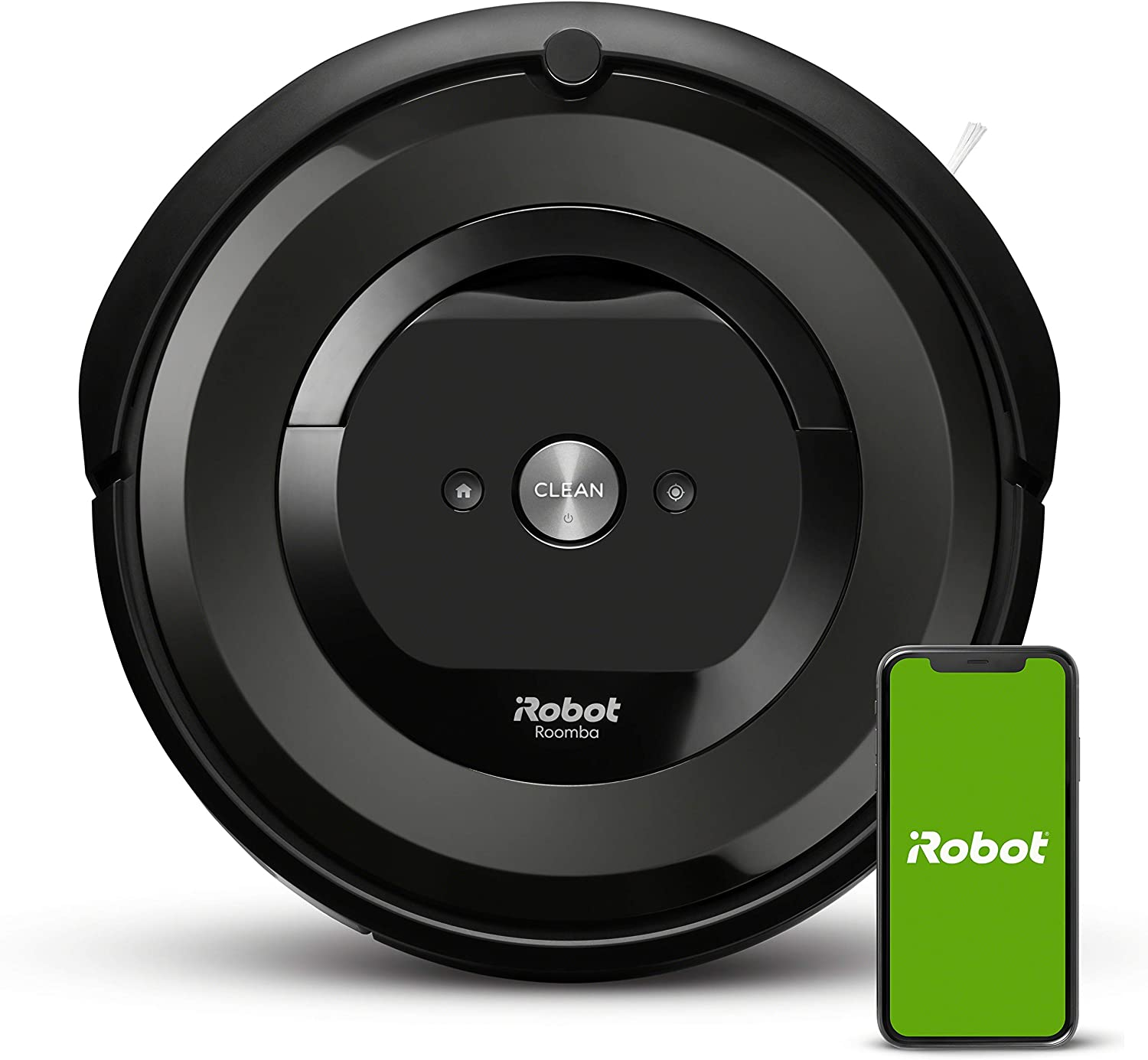 iRobot Clearance SALE Limited Max 47% OFF time Roomba E5 5150 Robot Vacuum - Connected wi Works Wi-Fi