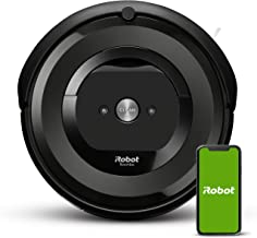 iRobot Roomba E5 (5150) Robot Vacuum - Wi-Fi Connected, Works with Alexa, Ideal for Pet Hair, Carpets, Hard, Self-Charging...
