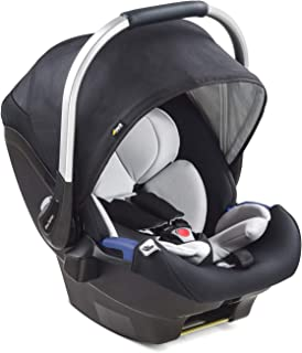 Hauck iPro Baby i-Size Baby Carrier with Newborn Reducer Two-Piece Evolutionary, Lightweight, Compatible with Hauck Isofix...