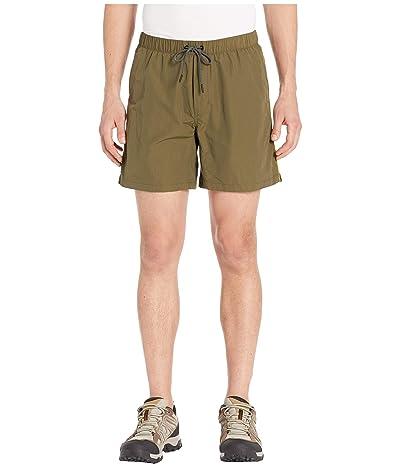 Mountain Hardwear Railaytm Shorts (Dark Army) Men