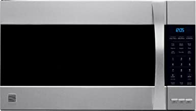 kenmore elite over the range convection microwave
