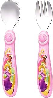 The First Years Disney Princess Easy Grasp Flatware