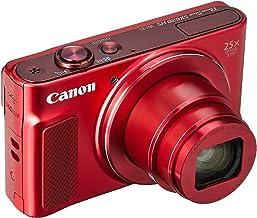 Canon Powershot SX620HS Digital Camera, Red