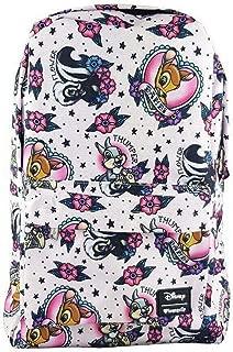 Loungefly Disneys Bambi Print Pink Backpack Standard