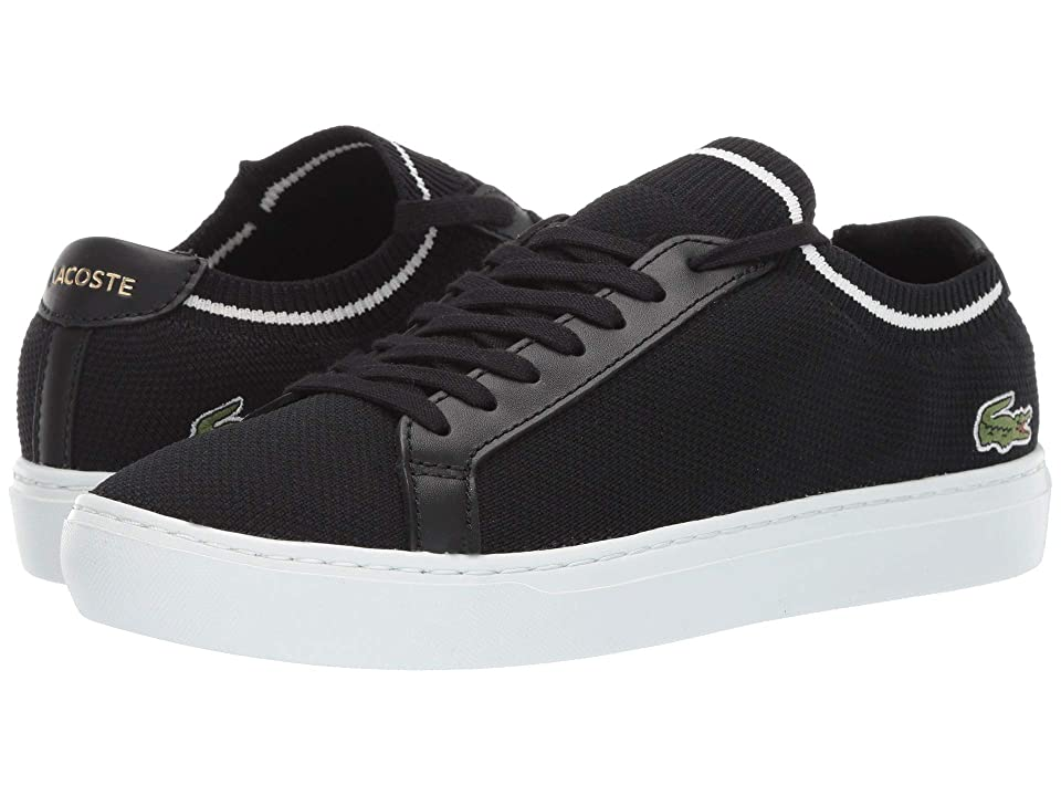 Lacoste La Piquee 119 1 CMA (Black/White) Men