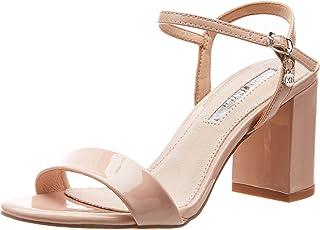 XTI 32033, Zapatos con Tira de Tobillo para Mujer