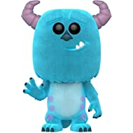 Funko Pop! Disney: Monster's Inc - Flocked Sulley Amazon Exclusive