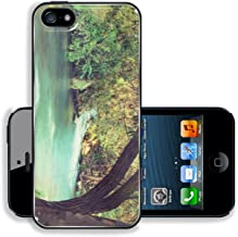 MSD Premium Apple iPhone 5 iphone 5S Aluminum Backplate Bumper Snap Case Image ID 27354369 Jordan River Vintage Retro Processed at the Hazbani one of streams feeding main in North Israel