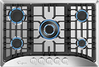thermador 30 inch gas cooktop