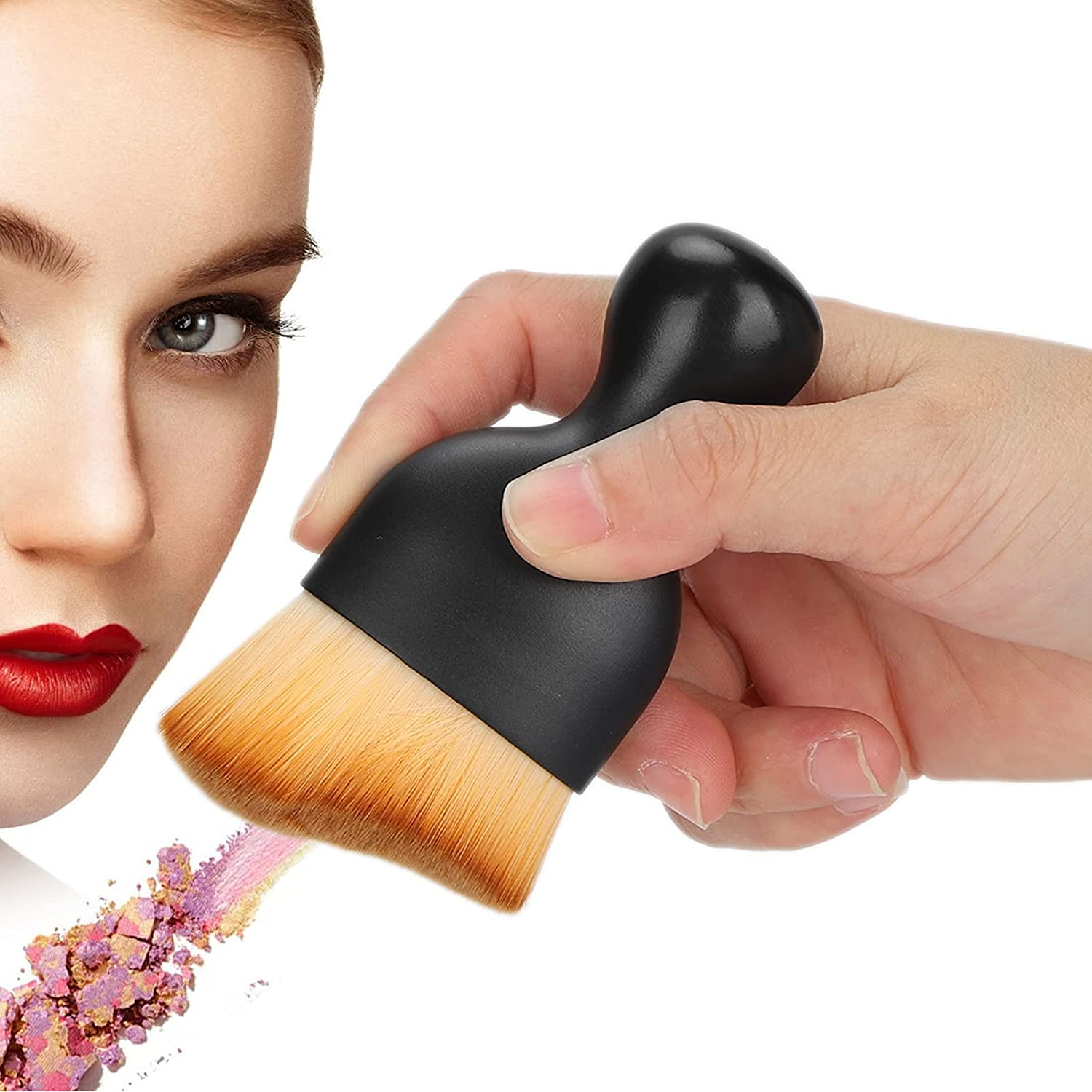 NEW before selling Makeup Foundation Brush Portable Multip Super beauty product restock quality top!