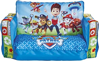 Paw Patrol Cozy Little Flip Out Sofa for Kids