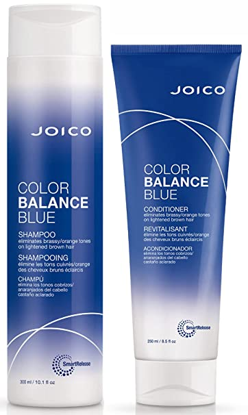 JOICO Blue Shampoo and Conditioner