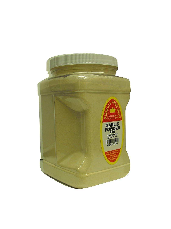 Family Size Marshalls Creek Popularity Spices Fine Seasoning Garlic Powder Max 70% OFF