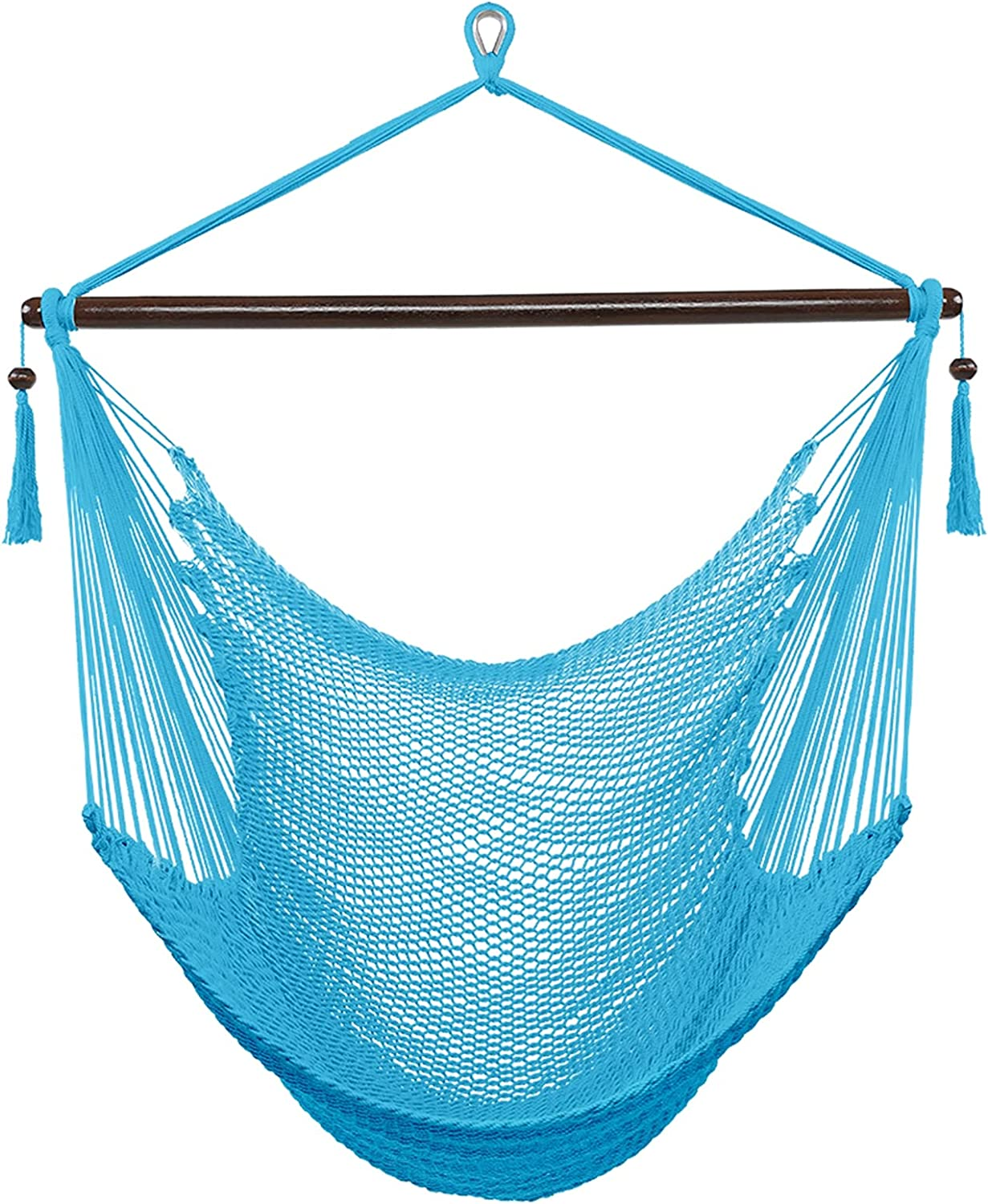 FSBYB safety Hammock Chair Relax Swing Polyester Ropes Sale Special Price for Weave