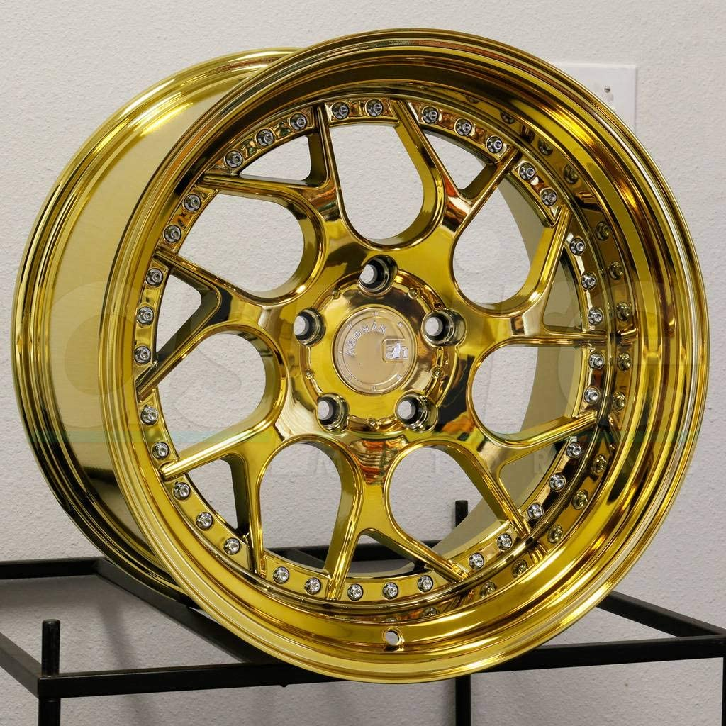 Aodhan DS-01 Custom Wholesale 2021 Wheel - 18x8.5 Patter 5x112 35 Bolt Offset