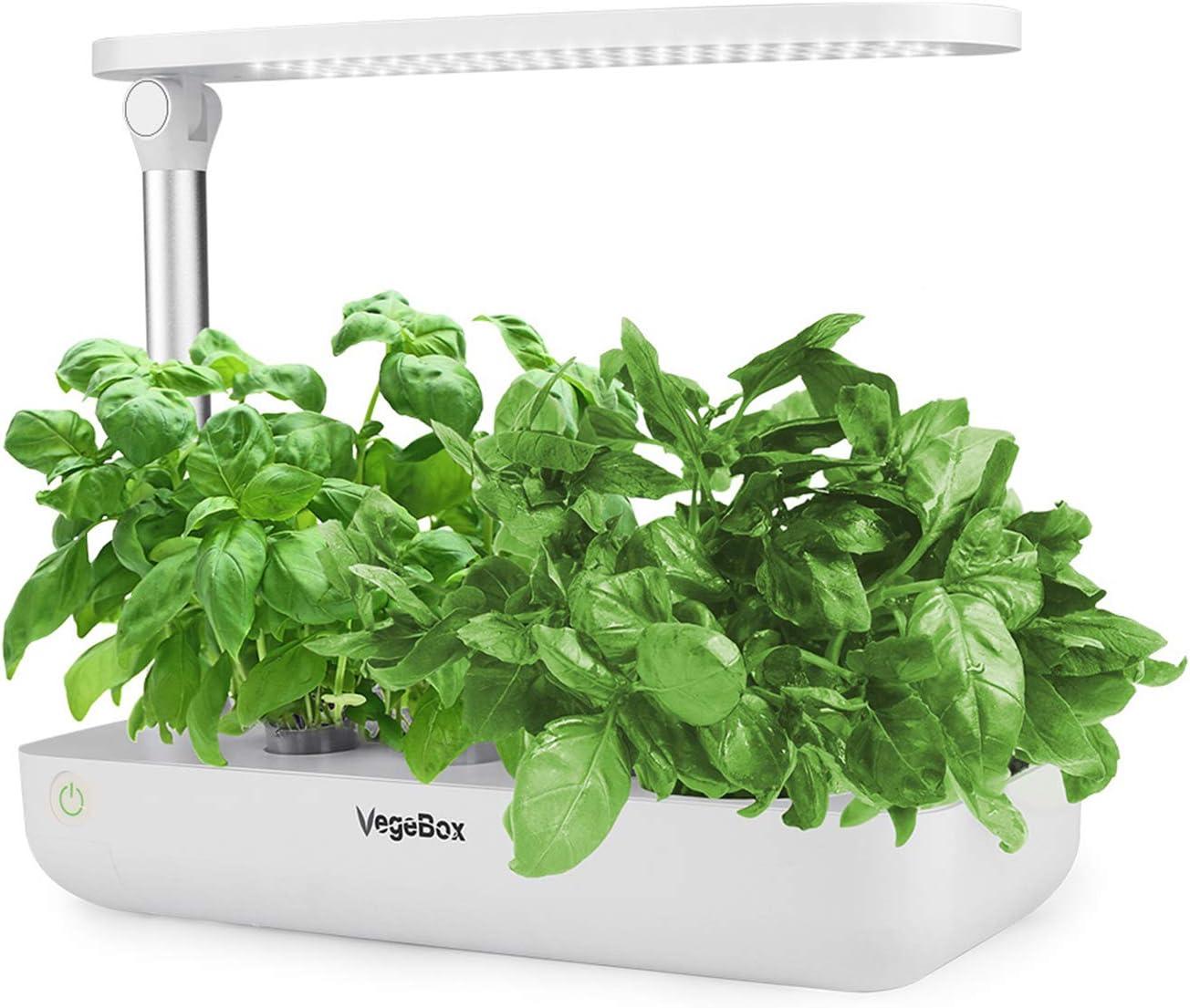 Hydroponic Cultivation System Kitchen Garden Smart Indoor Garden ...