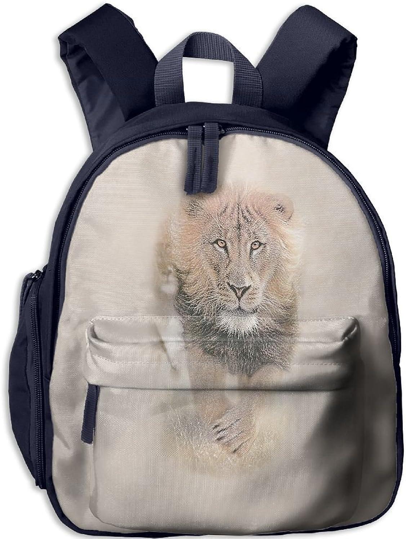 Lightweight Kids School Eat My Dust Backpack