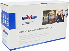 Toner Eagle Re-manufactured Toner Cartridge Compatible with Apple Laserwriter Pro 16/600 PS 600 630 M2473GA. Black