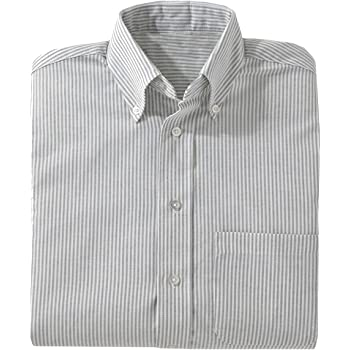 Edwards Garment Mens Big And Tall Short Sleeve Oxford Shirt/_FRENCH BLUE/_X-Large