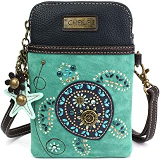 CHALA Crossbody Cell Phone Purse | Women's Wristlet Handbags with Adjustable Strap