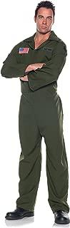 Underwraps Men's Air Force Jumpsuit