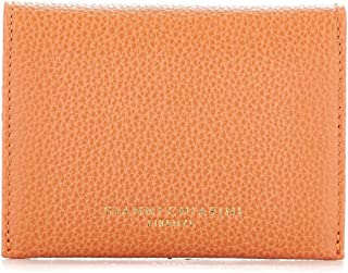 Gianni Chiarini Women's PFW5039BOLXCARROT Orange Leather Wallet