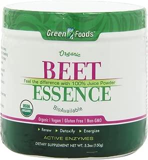Green Foods Beet Essence, 5.3 Ounce