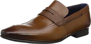 حذاء رجالي بدون كعب من Ted Baker Gaelah-918310 بني فاتح