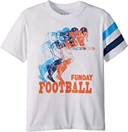 Extra Soft Vintage Jersey Sunday Football Short Sleeve Tee (Little Kids/Big Kids)
