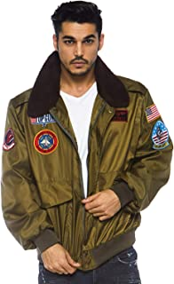 Leg Avenue Licensed Top Gun Bomber Jacket
