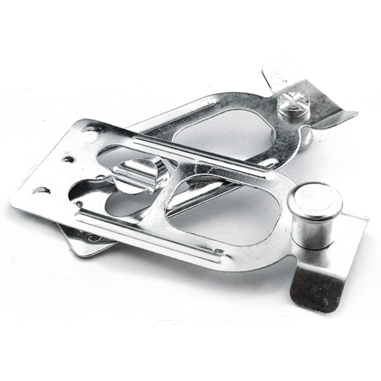 Teardrop Pallet Rack Safety Clip, Universal Cross Beam Locker fo