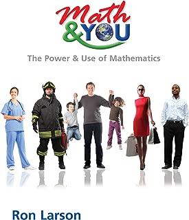Math & YOU: The Power & Use of Mathematics