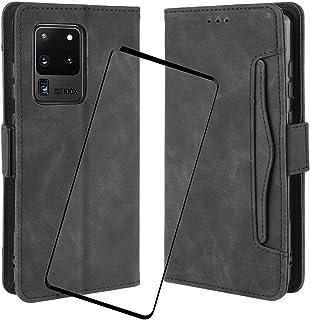 Blackview BV6600 と互換性がある(6.39インチ)ELANG耐衝撃クリスタル超薄型保護電話ケース、1つの強化ガラススクリーンプロテクター付き防水ケース