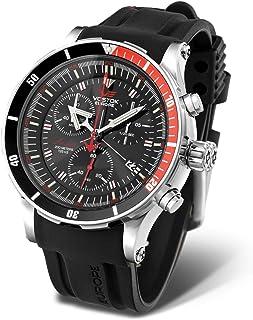 Vostok Europe - 6S30/5105201 - Reloj, Correa de Silicona