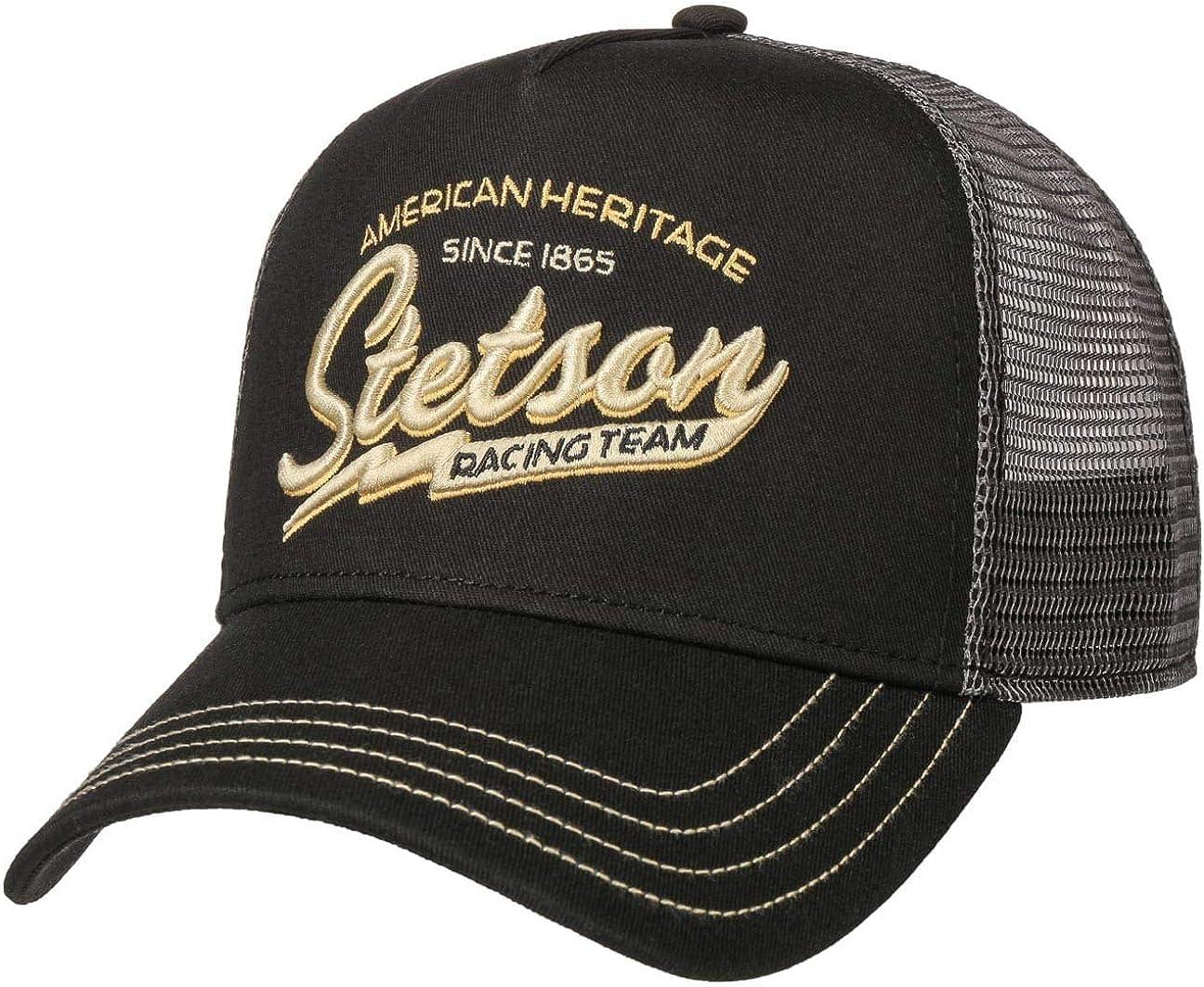 Stetson Racing Team Trucker Cap Men -