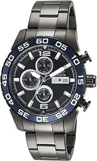 Invicta Men's 13677 Specialty Analog Display Japanese Quartz Grey Watch