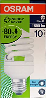 Osram DULUX Superstar Mini TWIST   Fluorescent 23W, Screw Base E-27, Cool Daylight/6500k - 1600lm