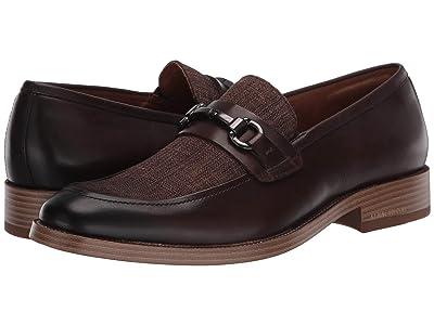 Kenneth Cole New York Brock 2.0 Bit Loafer (Chestnut) Men