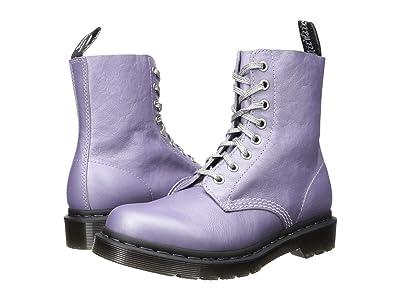Dr. Martens 1460 Pascal Metallic (Lavender Metallic Virginia) Women