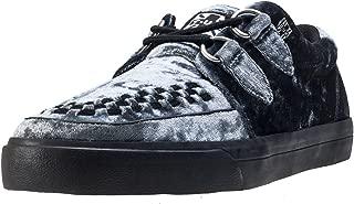 Women's Blue Velvet VLK Creeper Sneaker