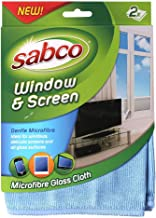 Sabco SAB60066 Window & Screen Cloth