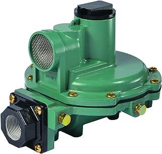 home gas pressure regulator
