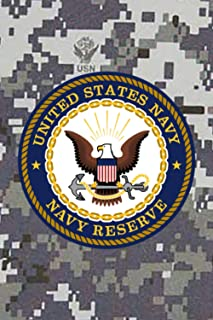 United States Navy Navy Reserve: Military Boot Camp | Basic Training Journal | Army Basic Combat Training Log | Marine Cor...