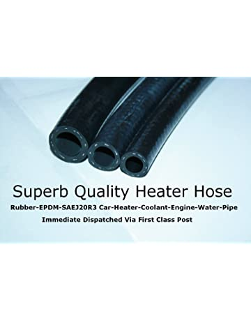in Lamina di Alluminio Centeraly Tubo riscaldante per Auto 60 mm