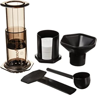 AeroPress Coffee and Espresso Maker – Quickly Makes Delicious Coffee Without..
